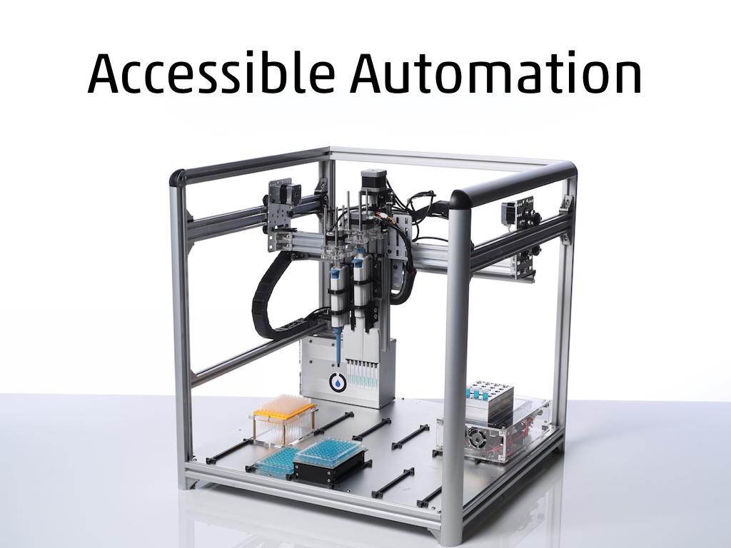 Accessible lab automation