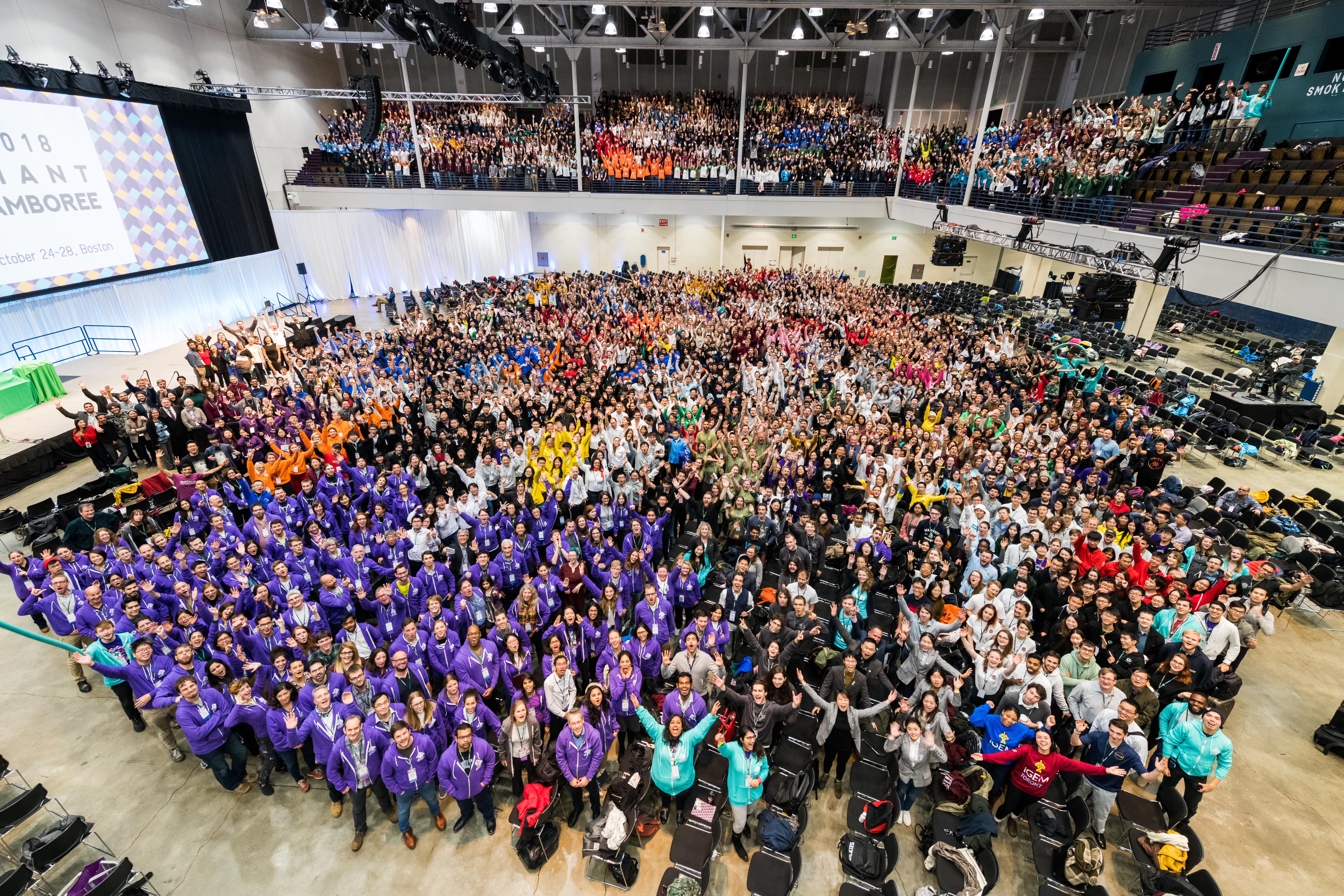 Announcing the 2019 Opentrons + iGEM Partnership