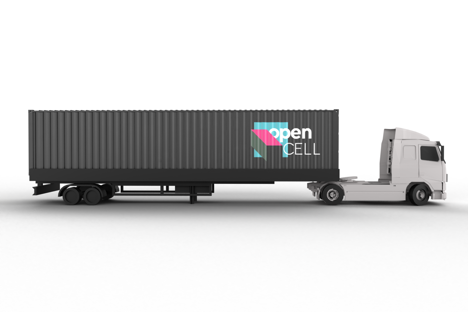 OpenCell Partners with King's College and Opentrons To Create Affordable Shipping Container COVID-19 Testing Lab